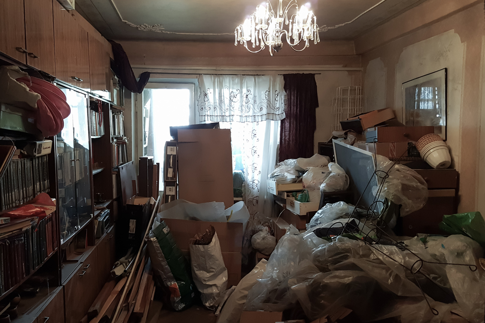 This is a picture of a really messy room. Is there too much clutter in your room, do you need my help? Are you looking for a counsellor in Crawley to help with your anxiety issues. If so, contact me.
